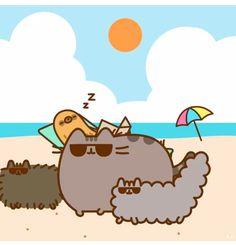 Caring for a Ragdoll Cat Pusheen Love, Pusheen Cat, Pusheen Stormy, Pusheen Stickers, Vaporwave, Kawaii Shop, Journal Cards, Cute Drawings, Cute Wallpapers