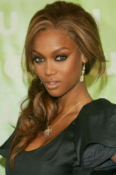 tyra banks eyebrows - Google Search