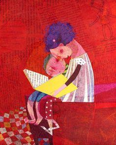 ¿Conoces a Isabel Hojas? Licenciada en Artes Plásticas de la Pontificia Universidad Católica de Chile, en el año 2000 estudió también en el Departamento de Pintura e Ilustración de Glasgow School of Arts, en Escocia. Colabora en diversas revistas y publicaciones periódicas, pero es en el ámbito de la literatura infantil y juvenil donde ha desarrollado la mayor parte de su trabajo.