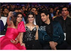 High on entertainment, triumphant and emotional moments, our 62nd Jio Filmfare Awards stayed true to its reputation of being Bollywood's most celebrated night of the year. Check out all the inside pictures from the memorable event it was.
