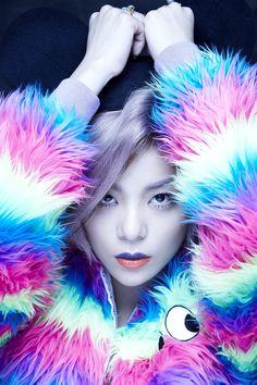Ailee - 3rd Mini Album 'Magazine' Concept Photo