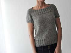 Ravelry: Move pattern by ANKESTRICK -- with cap or long sleeves