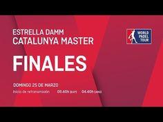 9:00 Finales - Estrella Damm Catalunya Master 2018 - World Padel Tour - LA TELE DEPORTES