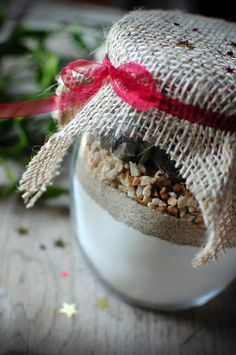 SOS Muffins amandes et chocolat noir ... Kit à muffins à offrir - La popotte de Manue