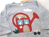 """Shirt """" Gartenhaus Gieskanne""""..."""