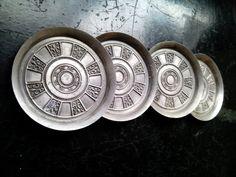VIntage English Towle Pewter 7664 Metal  by GrandmaDebbysCloset, $10.00