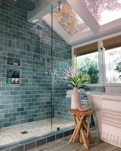 Dream Home Design, My Dream Home, Casa Top, Luz Natural, Bathroom Interior Design, Interior Livingroom, Bathroom Tile Designs, Bathroom Colors, Interior Paint