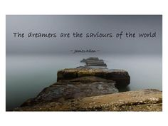 The dreamers....