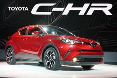Following its world debut at the 2016 Geneva auto show, Toyota's funky-looking C-HR subcompact SUV has finally reached the United States, appearing for the first time on Thursday at the 2016 Los Angeles auto show. It was originally due here as a Scion, but with the with the demise of the...