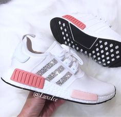 ... wholesale over discount off sale swarovski adidas nmd runner casual  shoes sale swarovski crystal shoes and de896d011