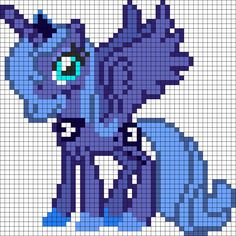 Image result for perler bead patterns my little pony