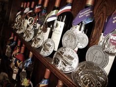 Our partner winery, Brennan Vineyards, has won lots of awards with their wonderful wines. #txwine #brennanvineyards
