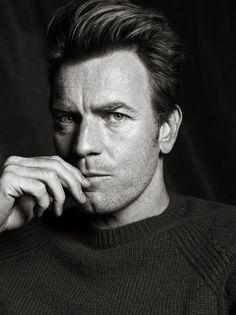 Ewan McGregor / Photographed by Robbie Fimmano