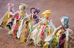 restlessrisa: Rag Doll (No sewing required!)