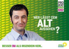 Fifty-Fifty: Wer lässt Cem alt aussehen? http://www.gruene.de/einzelansicht/artikel/partei-ergreifen-mitglied-werden-1.html