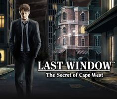 Last Window: The Secret of Cape West (NDS)