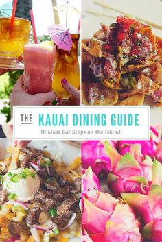 I received complimentary meals and a stay in order to facilitate this post, all opinions are my own. When you think of Hawaii you probably think lush landscapes, beautiful beaches, and plenty of time on the water. But one thing you do not want to overlook when visiting the islands is the food. The diversity...Read More »