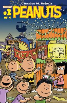 Here, courtesy of the folks at Boom!, are the first few pages of the new Peanuts comic book (volume 2, issue 2), which should be hitting stores soon.