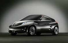 "Nissan Mixim Concept | Compact concept car powered by a pair of innovative ""Super Motor"" electric motor/generators"