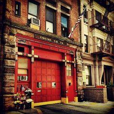 FDNY by Literafoto #NYC