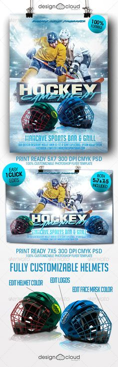 sports flyer template | sport | Pinterest | Flyers, American ...
