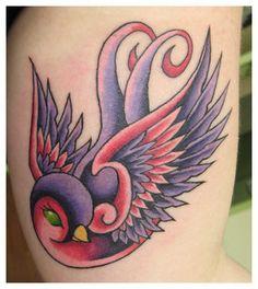 tattoo swallow - Cerca con Google