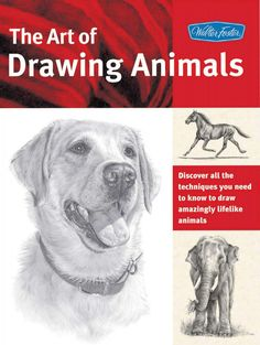 Walter Foster - The art of drawing animals