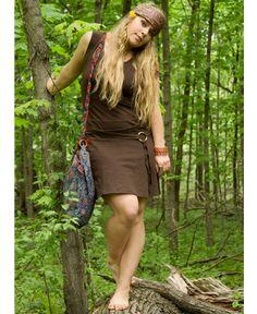 NEW! Brown Eyed Girl Organic Dress #liviniseasy @Soul Flower