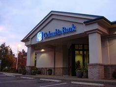Image result for bank exterior Bank Branding, Exterior, Mansions, House Styles, Outdoor Decor, Image, Manor Houses, Villas, Mansion