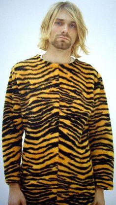 Kurt Cobain #Nirvana - July, 1993 - New York, NY.