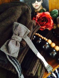Bow tie. Cashmere Made in Italy www.ivanapericoli.com