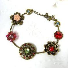 Bracelet Copper - One Size Birthstones, Copper, Drop Earrings, Bracelets, Jewelry, Bangles, Jewellery Making, Arm Bracelets, Jewelery