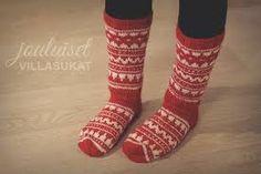 villasukat joulu  <3