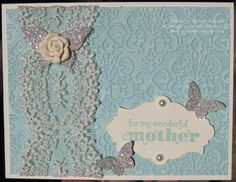 This is a project for my class in April featuring the Artisan Embellishment Kit :-)