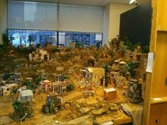 Woah Fontanini Nativity, Table Decorations, Room, Furniture, Home Decor, Births, Nativity Sets, Xmas, Bedroom
