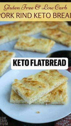 Ketogenic Recipes, Low Carb Recipes, Real Food Recipes, Cooking Recipes, Comida Keto, Food Wishes, Keto Side Dishes, Keto Snacks, Keto Bread