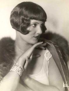 Betty Compton. 1920s.
