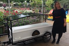 Way To Go: Have you seen #Denmark's #bicycle hearse? http://ow.ly/EBo4U