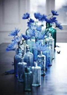 We are inspired by Interesting Blue Decor. For more inspiration visit us at https://www.facebook.com/nufloorscoquitlam