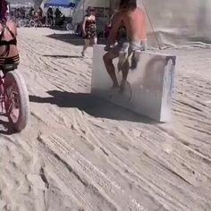 Alexandre De Betak, Cool Gadgets For Men, Bike Frame, Cool Inventions, Bicycle Design, Custom Bikes, Burning Man, Camping Hacks, Best Funny Pictures