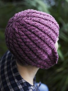 Palmikkoneulemyssy Novita Jussi | Novita knits