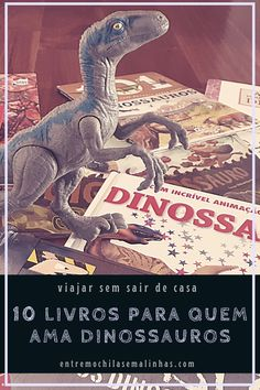 Os #dinolovers vão pirar com esses 10 #livros sobre #dinossauros! #livrosinfantis #viajarsemsairdecasa #viagemcomcrianças #literaturainfantil Blog, Movie Posters, Movies, Travel Guide, Travel Tips, Kid Books, Reading Books, Children's Literature, Travel Books
