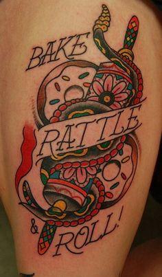 AJ Lingerfelt, Sinners & Saints Tattoo, Cornelius NC. @Stefanie Wee Sturaro