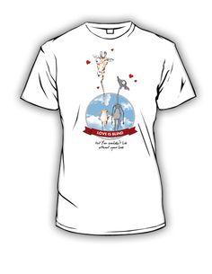 Koszulki artystyczne, coś dla ludzi lubiących ciekawe wyróżniające się wzory z nutką artyzmu oraz designu :) Oryginalne koszulki na prezent