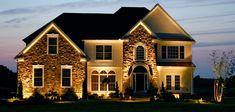 New Home Builder in Greenville SC http://www.midlinbuildersllc.com Outdoor House Lighting Ideas