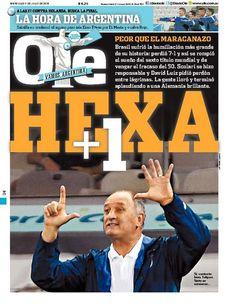 Copa 2014 - Olé