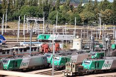 F SNCF Depot Thionville 27-08-2009 | Flickr - Photo Sharing!
