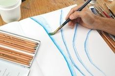 How to Use Watercolor Pencils: Color Theory, Mark Making and Blending