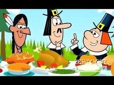 pilgrim and indian video for preschool - Yahoo Search Results