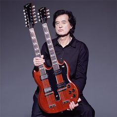 Gentle Hammer of the gods..... Jimmy Page is another favorite of mine.